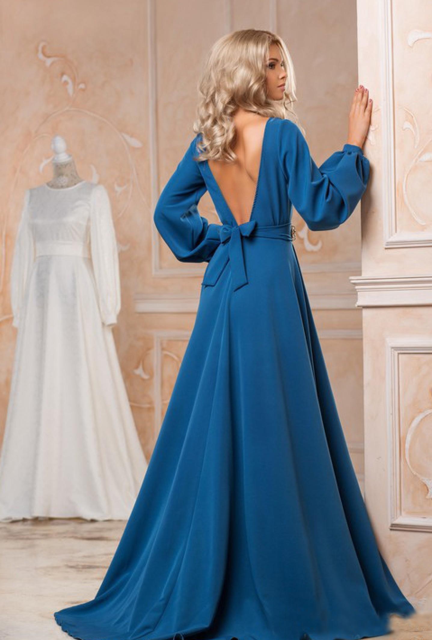 78584d1606c Длинное Платье Фото С Открытой Спиной