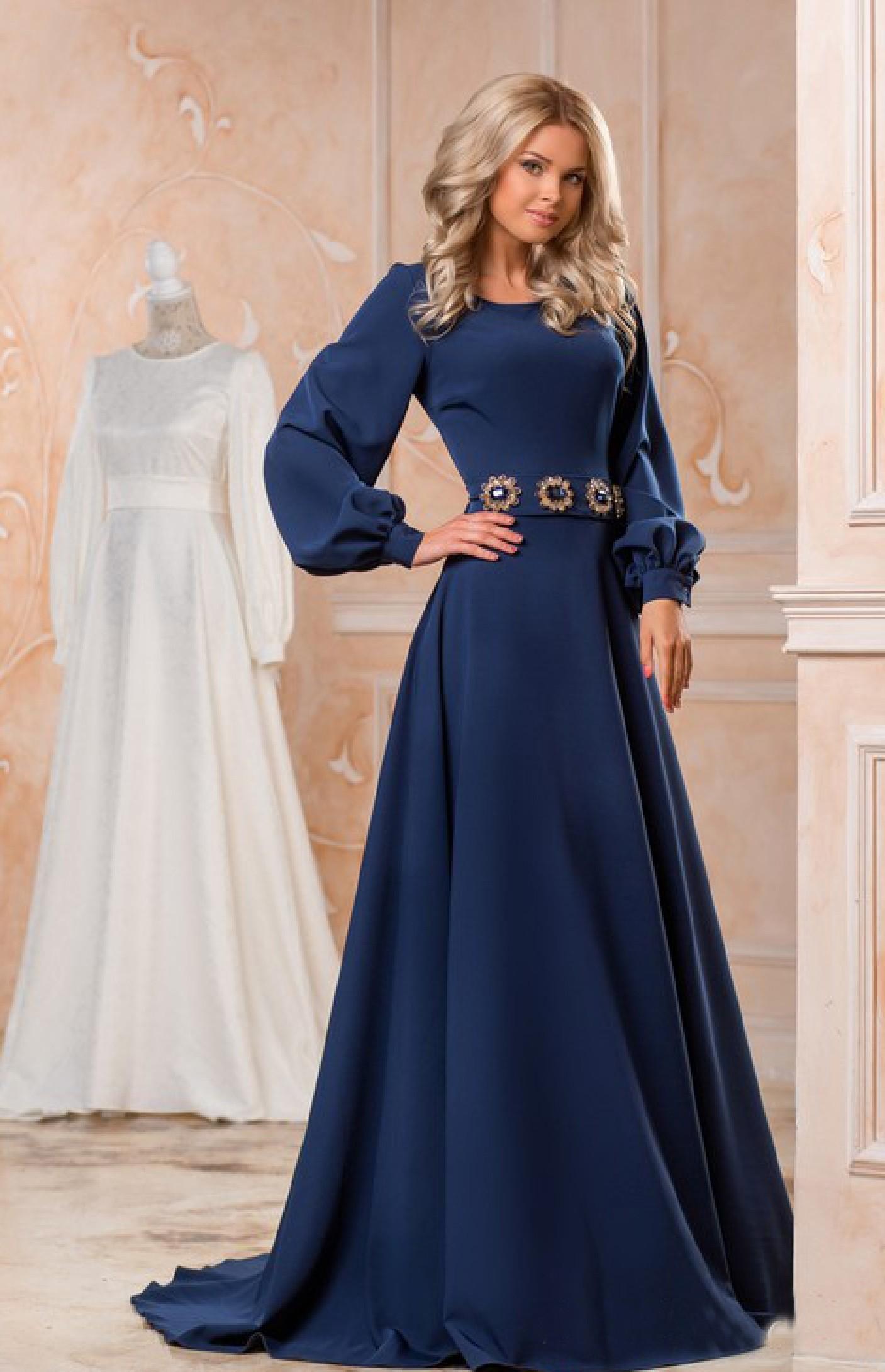 b7092152c4d Купить длинное вечернее платье с открытой спиной. Вечернее платье в пол с открытой  спиной в магазине Радэлия.