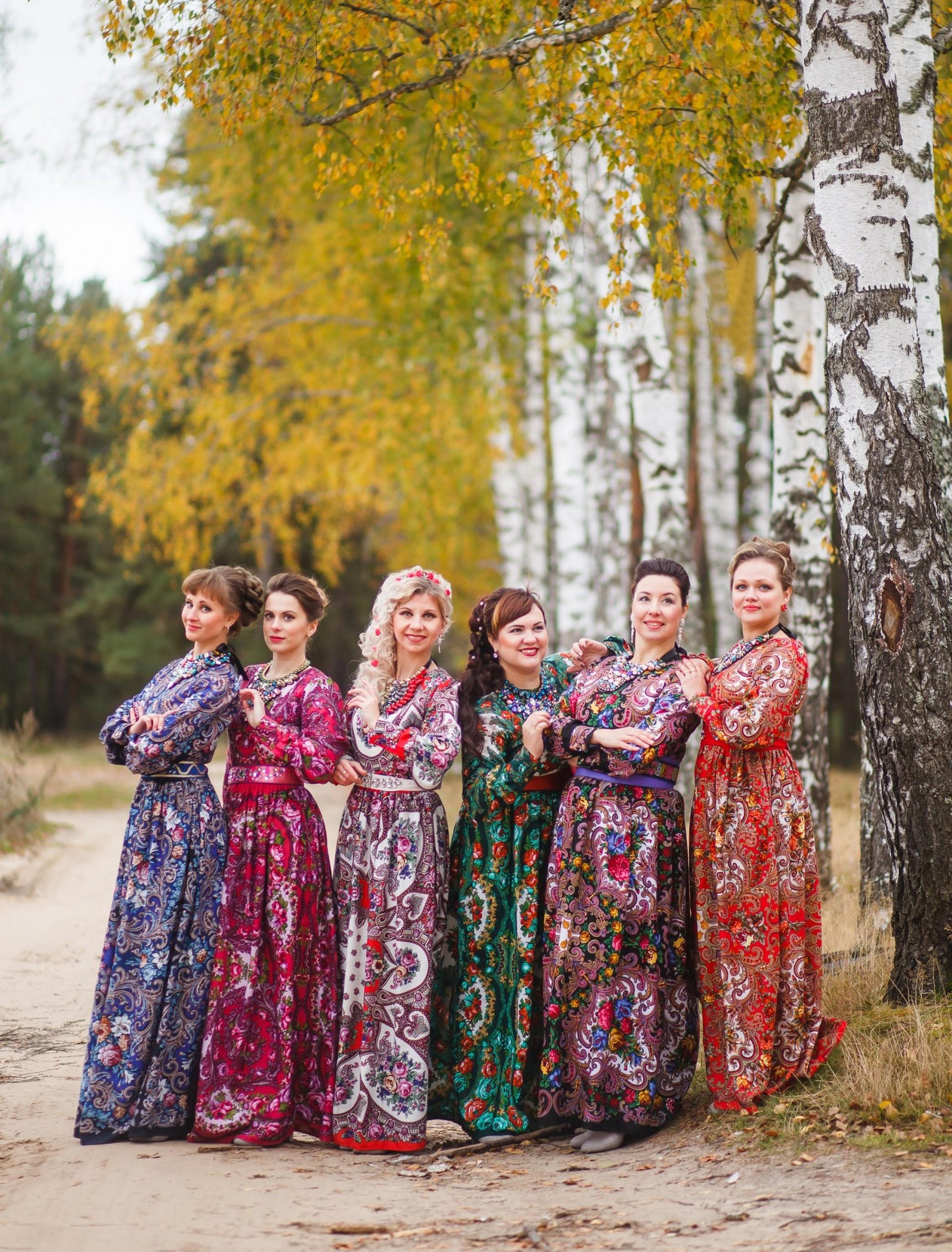 Как сшить платья из платков фото
