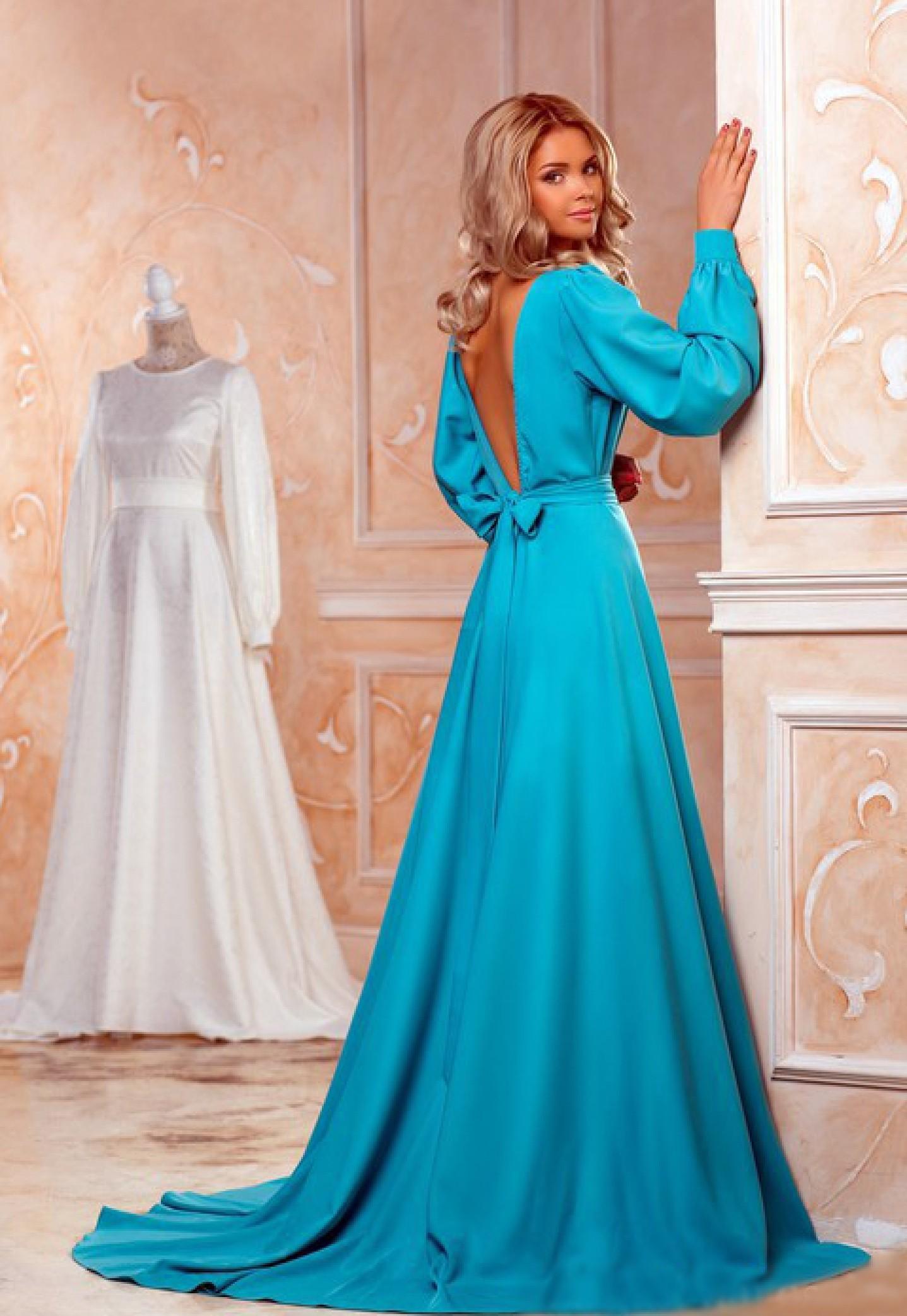 Платья спереди короткие сзади длинные - купить