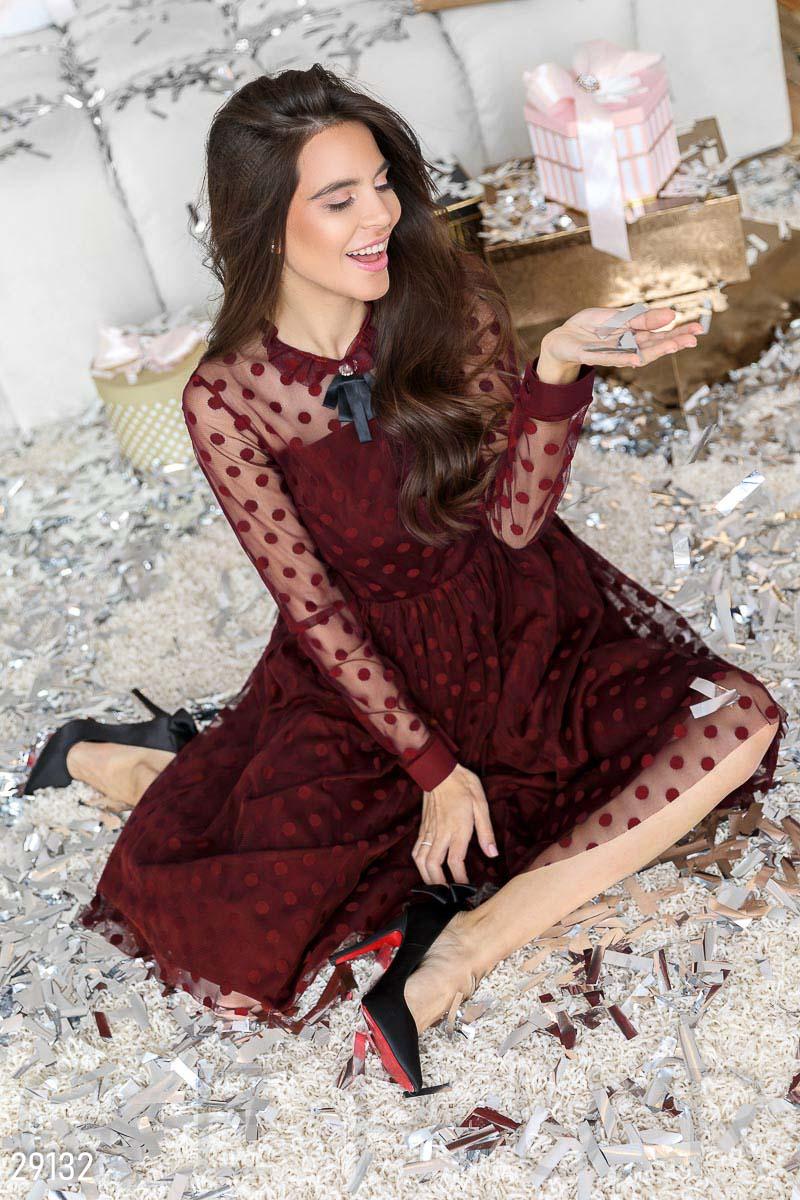 978eaf46ae8 Купить платье миди из вискозы на выпускной. Интернет-магазин красивых  платьев с бесплатной доставкой по России.